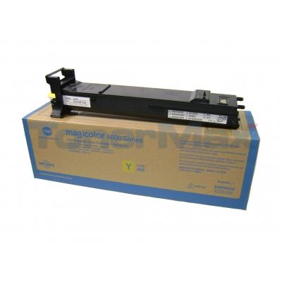 KONICA MINOLTA MC 4650DN TONER CTG YELLOW HY